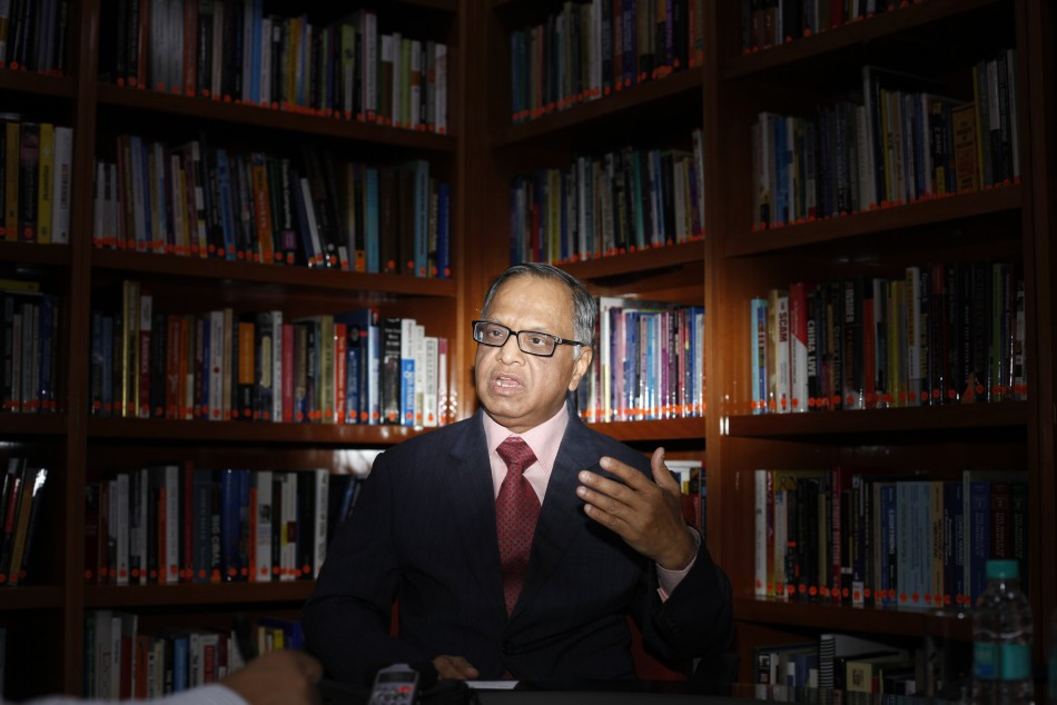 The spotlight will be trained on Murthy