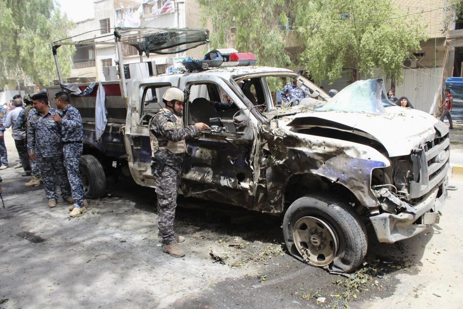 Iraq sectarian violence