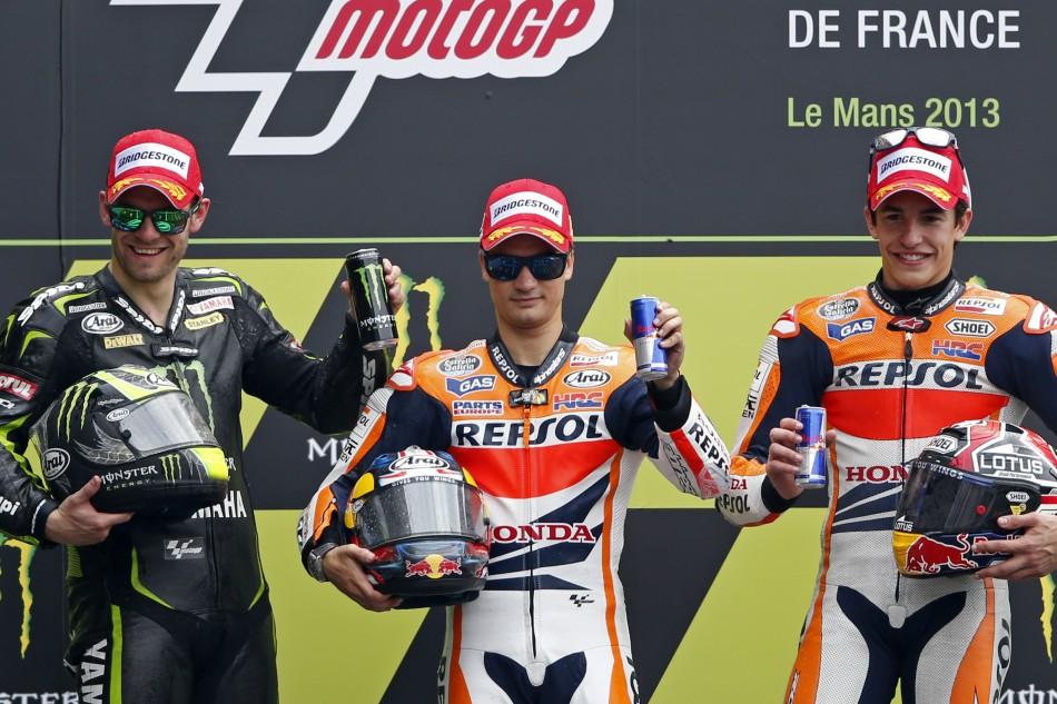 French Grand Prix Podium Finish