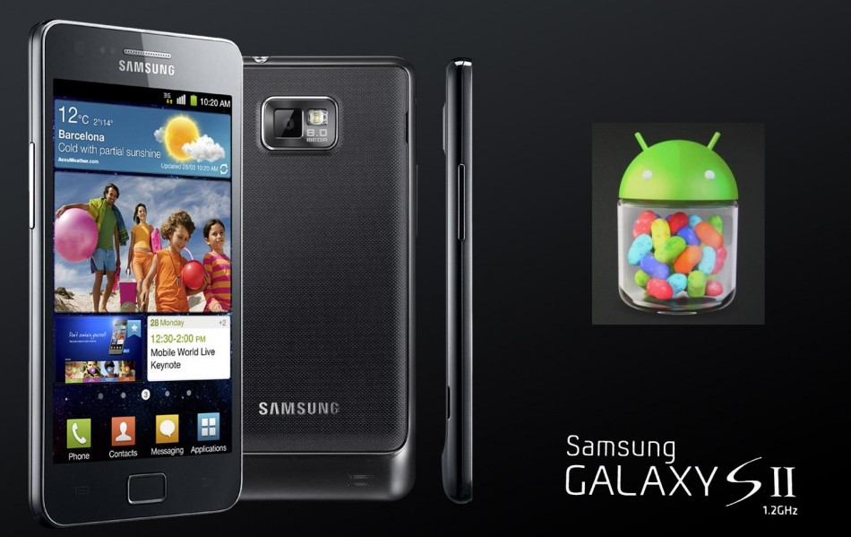 Galaxy S2 I9100G Receives Official Android 4.1.2 ZQLT4 Jelly Bean OTA Firmware [How to Install]
