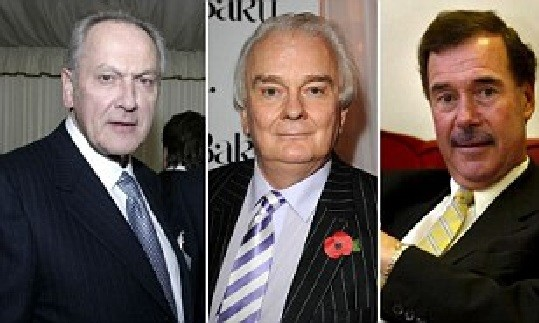 Lords Cunningham, Laird and Macknezie