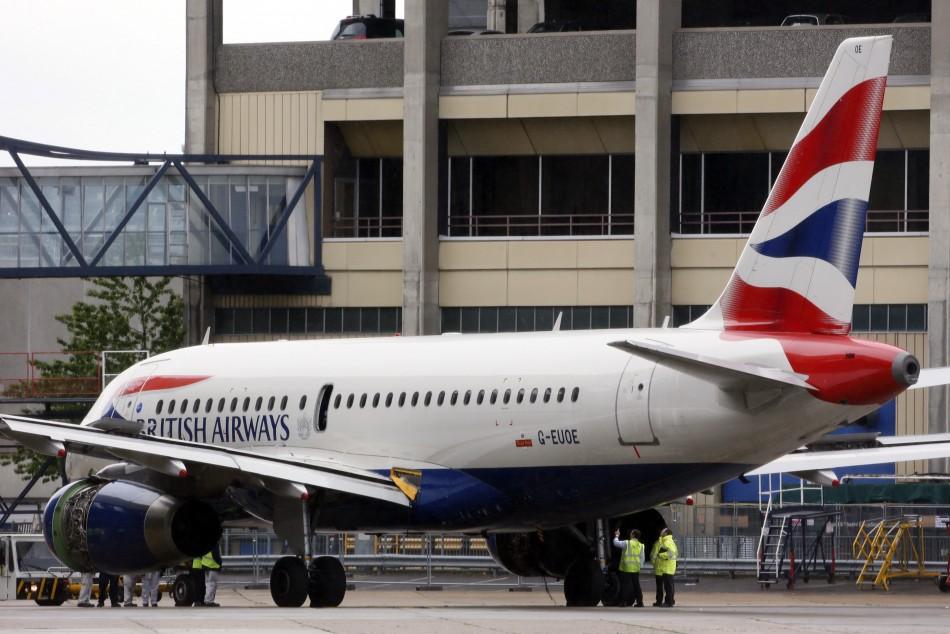 BA Airbus 319