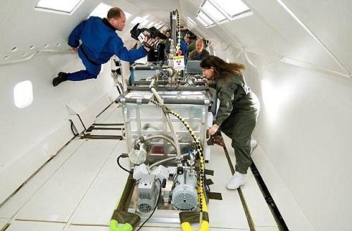 NASA testing 3D printers in space