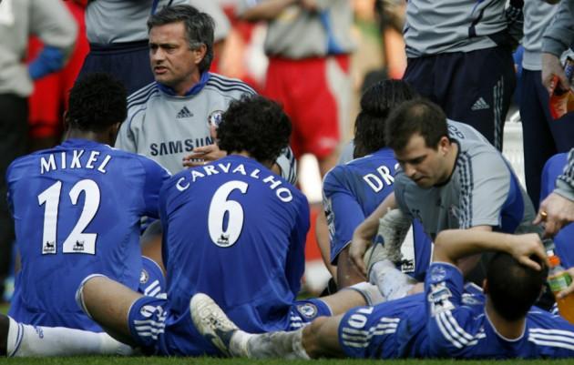 Jose Mourinho [top]