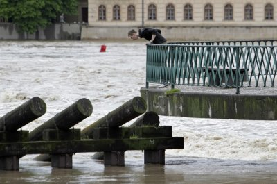 Central Europe floods