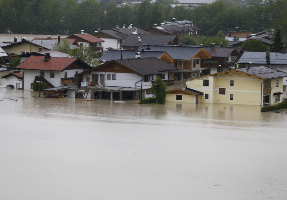 Central Europe floods