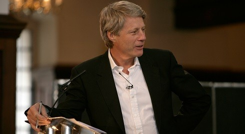 Nick Ross was speaking at the Hay Festival when he made the remarks