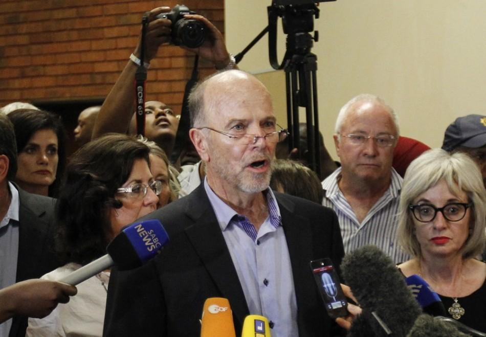 Arnold Pistorius