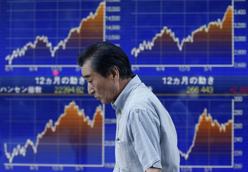 Asian markets were bearish