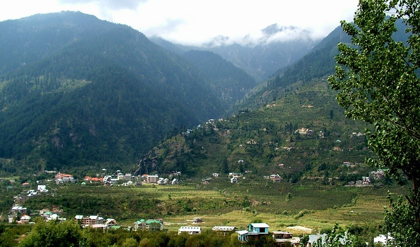 Manali, a favourite destination with tourists