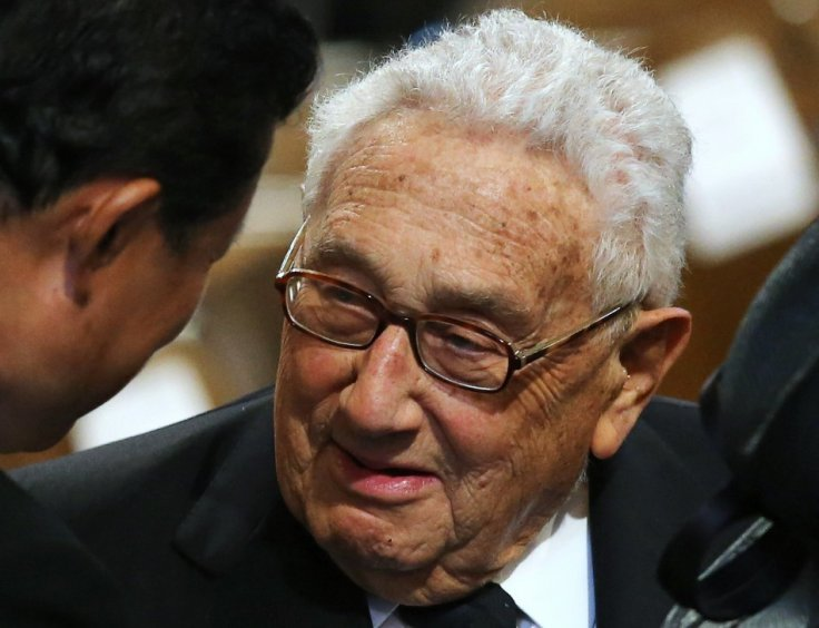 Henry Kissinger: The Face of Bilderberg