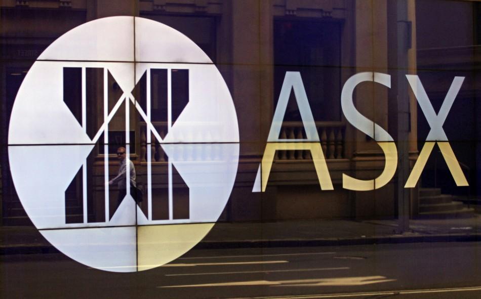 Weaker GDP growth pulls down stocks in Sydney