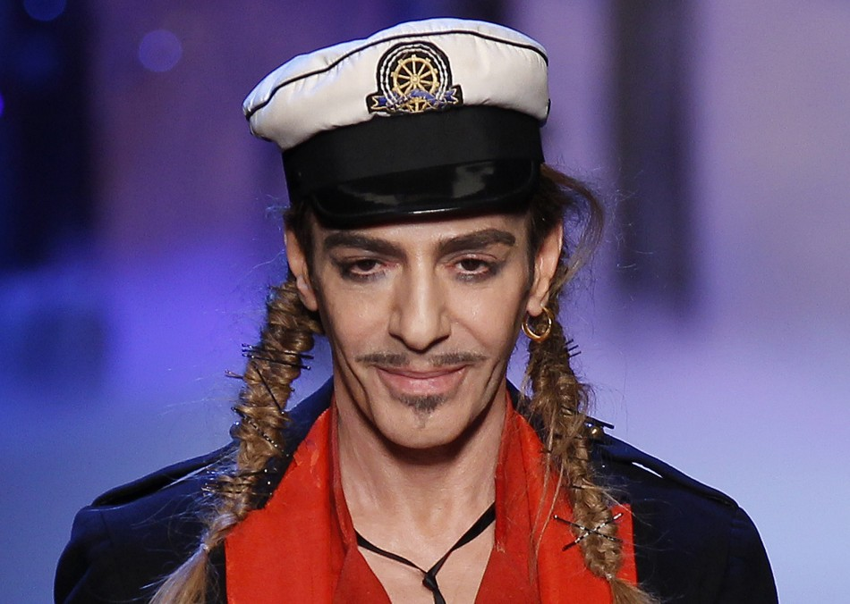 John Galliano/REUTERS