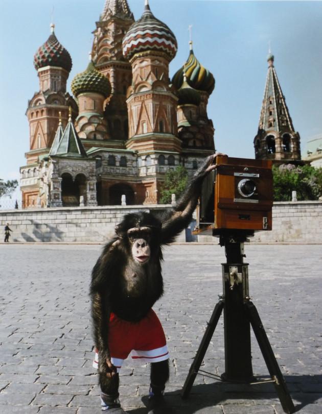 Our Moscow Through the Eyes of Mikki