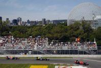 2012 Formula 1 Grand Prix at Circuit Gilles-Villeneuve