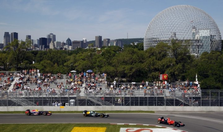 2012 Formula 1 Grand Prix at Circuit Gilles-Villeneuve