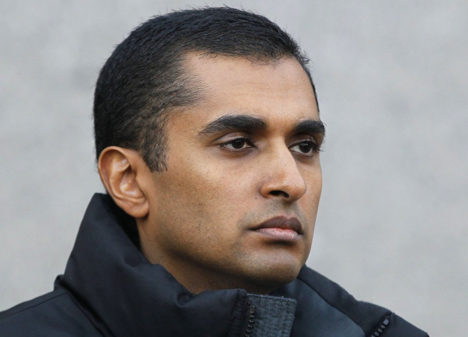 Martoma has pleaded not guilty