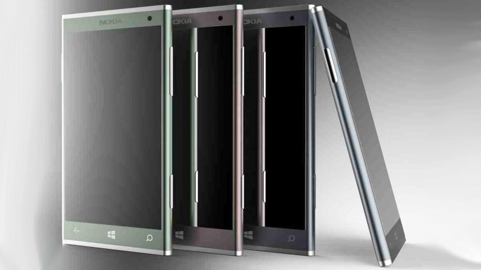 Nokia Lumia EOS concept (Courtesy: nokialumianews.co.uk)