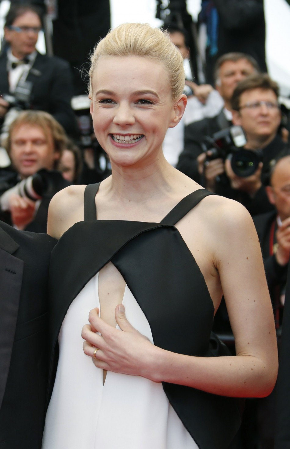 Carey Mulligan/REUTERS