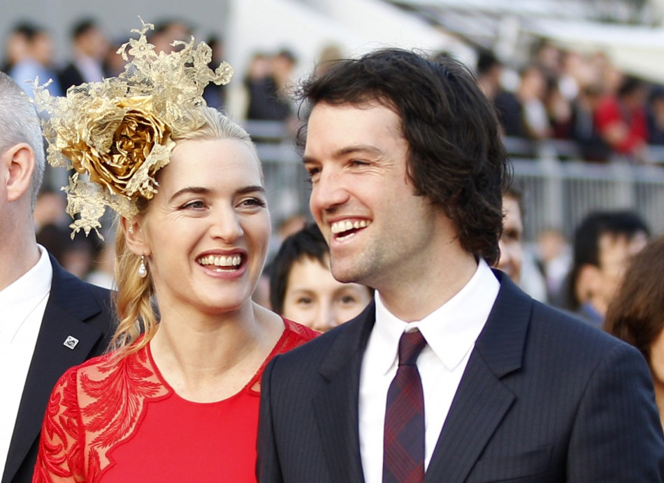 Kate Winslet (L) and Ned Rocknroll