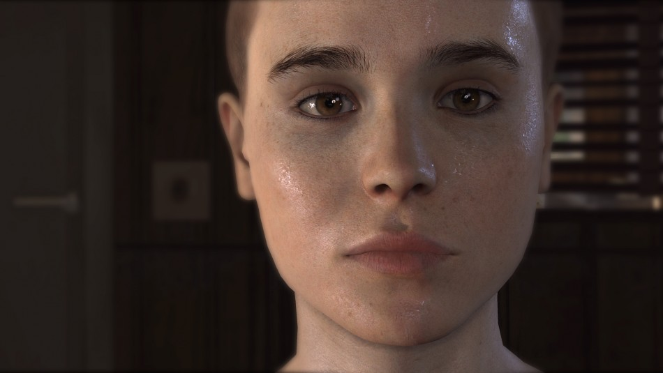 E3 2013 Beyond Two Souls