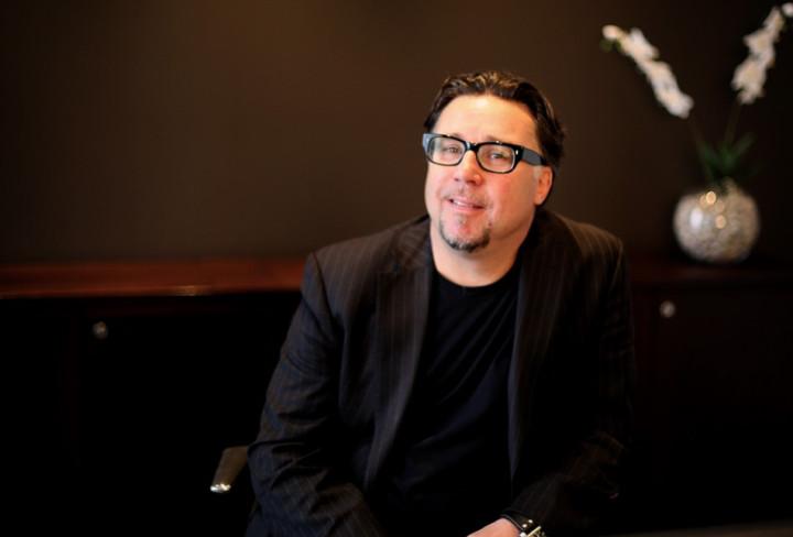 Philip Letts, CEO of blurgroup.com (Photo: IBTimes UK)