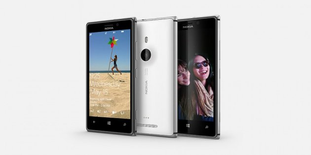 Nokia Lumia 925 (Courtesy: nokia.com)