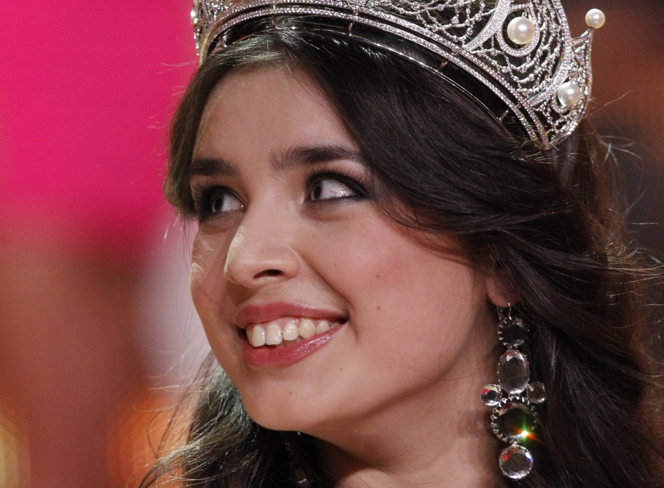 Elmira Abdrazakova, Miss Russia 2013, will feature in the Miss World 2013 and Miss Universe 2013 pageants
