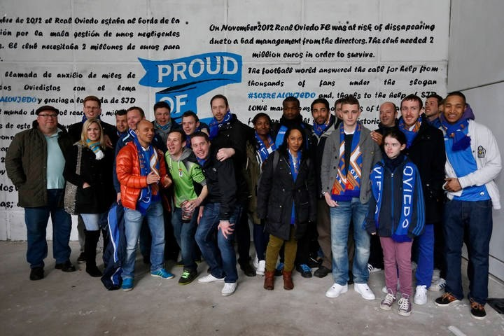 Real Oviedo shareholders