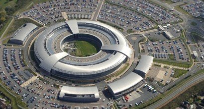 GCHQ in Cheltenham Using Prism Programme