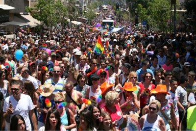 Tel Aviv Gay Pride Parade