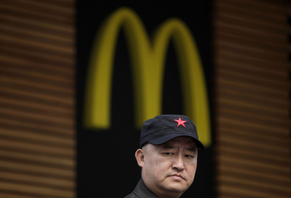 McDonalds putting down roots in communist China