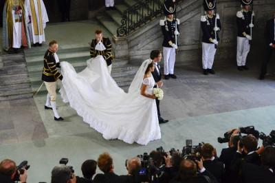 Sweden royal wedding