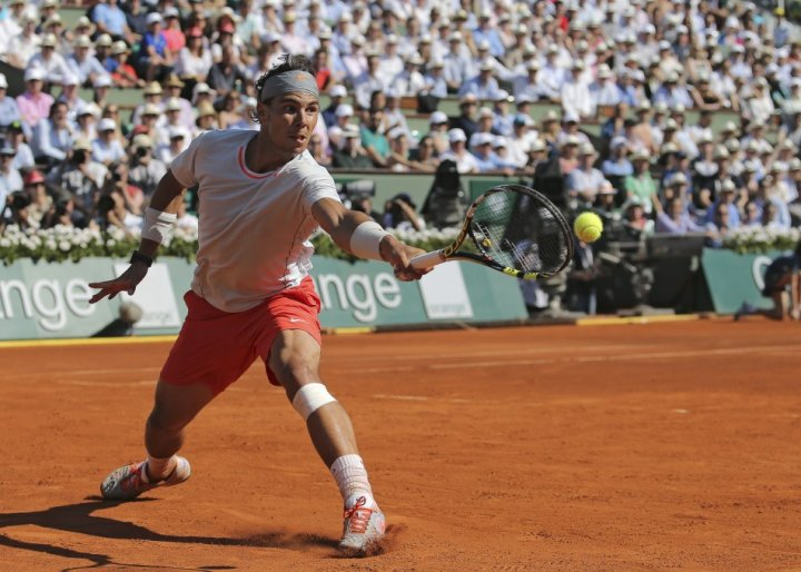 Roland Garros 2013 Men's Final: Rafael Nadal v David ...