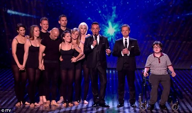Hungarian dance troupe Attraction have won Britain's Got Talent 2013, with an unashamedly patriotic theme