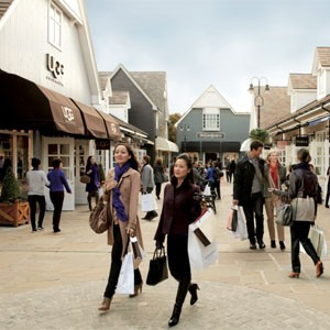 Bicester Village shopping outlet