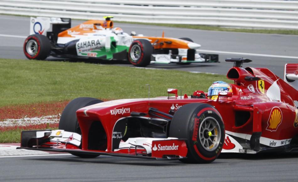 Fernando Alonso [Ferrari
