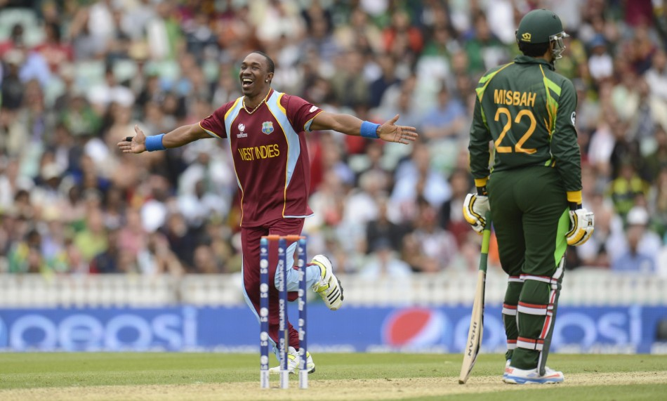 Pakistan v West Indies [2013 ICC Champions Trophy]