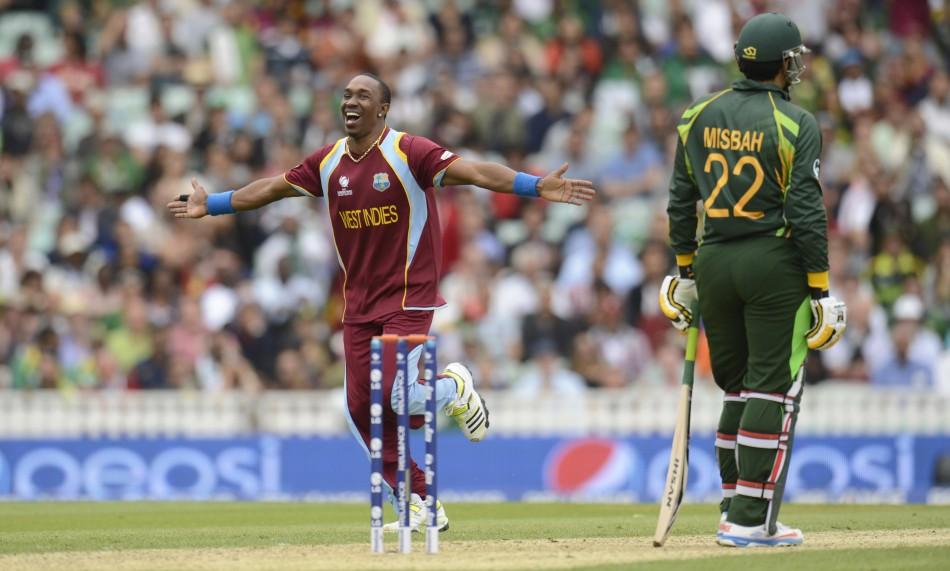 Pakistan v West Indies [2013 ICC Champions Trophy]