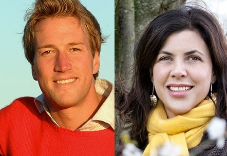 Ben Fogle and Kirstie Allsopp