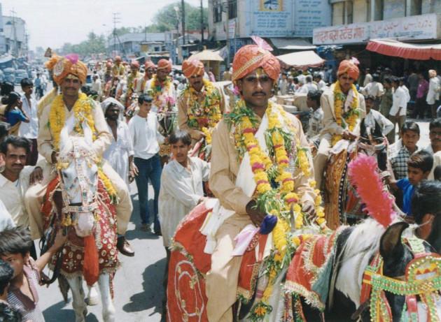 Grooms in Madhya Pradesh