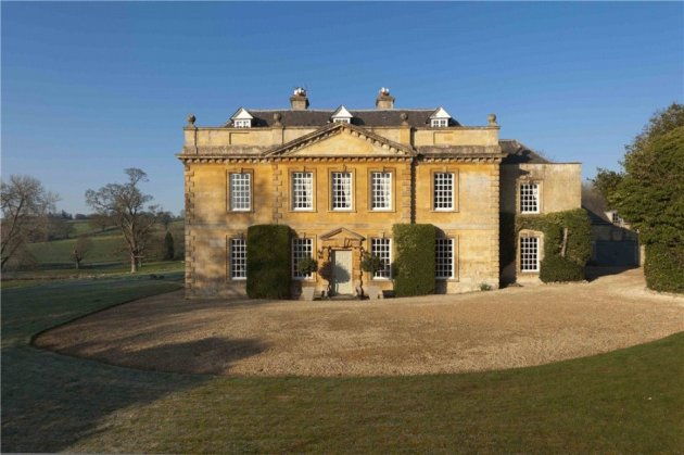 Broadwell Manor, purchased by Burford