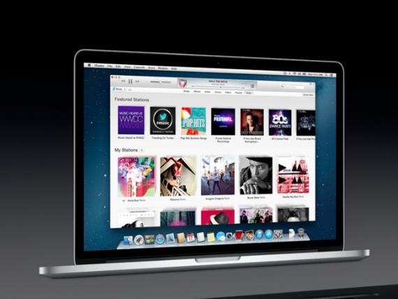 iTunes Radio Mac Os X Mavericks