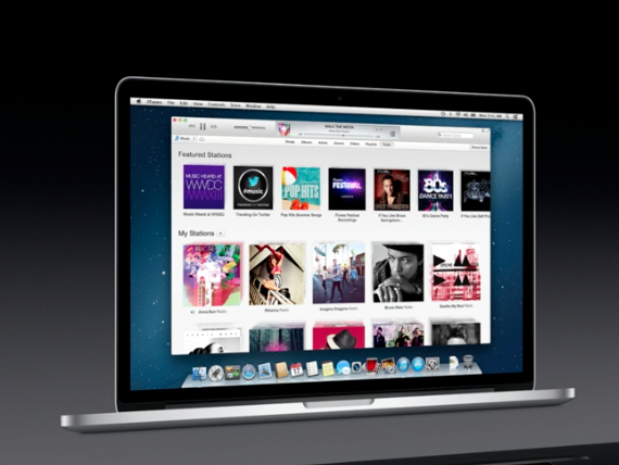 iTunes Radio Mac Os X Mavericks