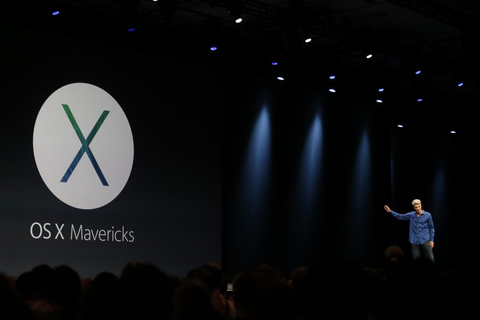 Apple launch Mac OS X Mavericks