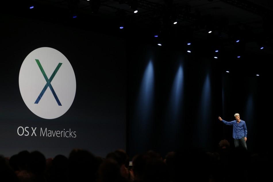 Apple launch Mac OS X Mavericks