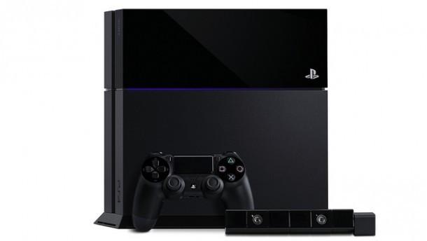Sony PS4 console E£