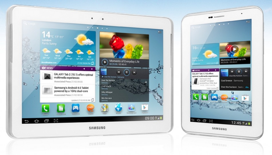 Update Galaxy Tab 2 7.0 GT-P3100 to Official Android 4.1.2 ...