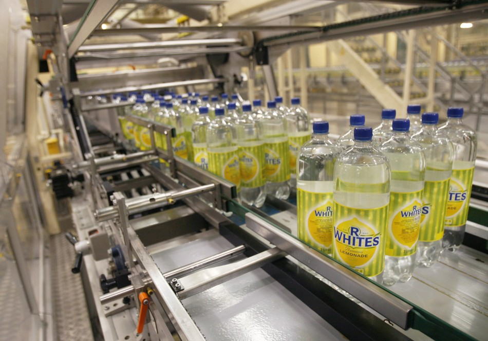 Britvic May re-negotiate the terms of the deal