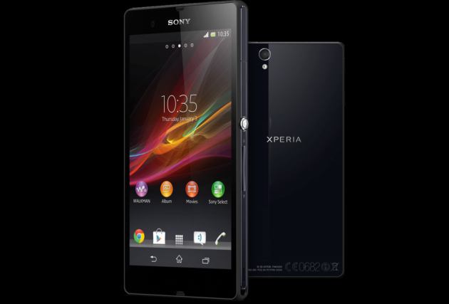 Sony Xperia Z and ZL